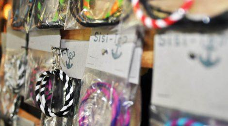 10% Vereinsrabatt auf Hula-Hoop Ohrringe!