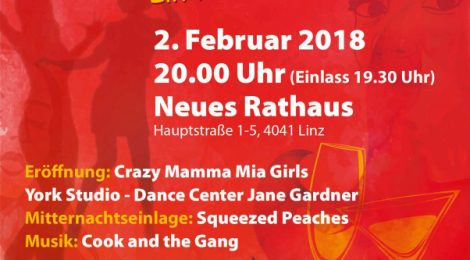 Squeezed Peaches beim Weiberball 02.02.2018