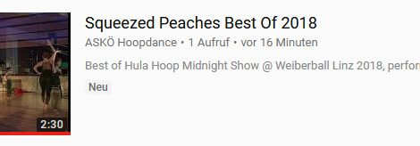 Neues Video Best of Weiberball 2018